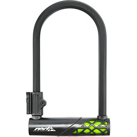 Red Cycling Products Ultimate U-hexagon Lock Pyörälukko , vihreä/musta